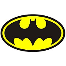 logos de superhéroes