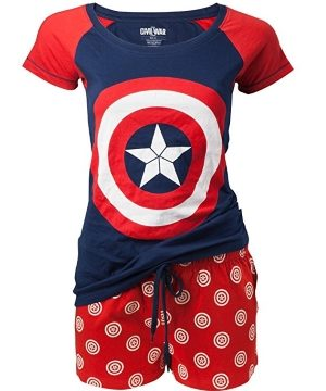 pijamas de super héroes tienda