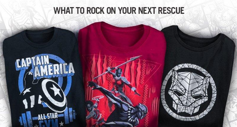 ropa de superheroes marvel