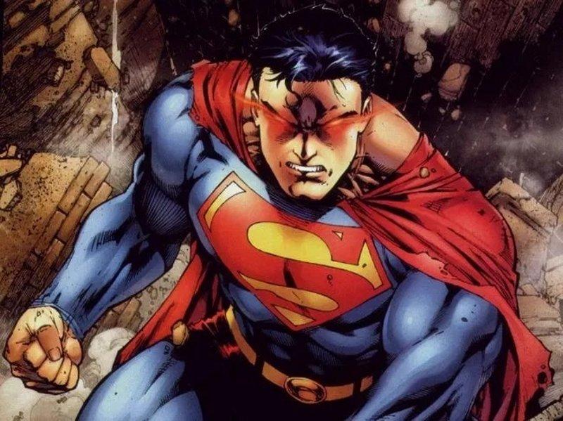 superman vs thanos quien gana