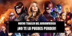 Trailer arrowverso 2018 Cross over